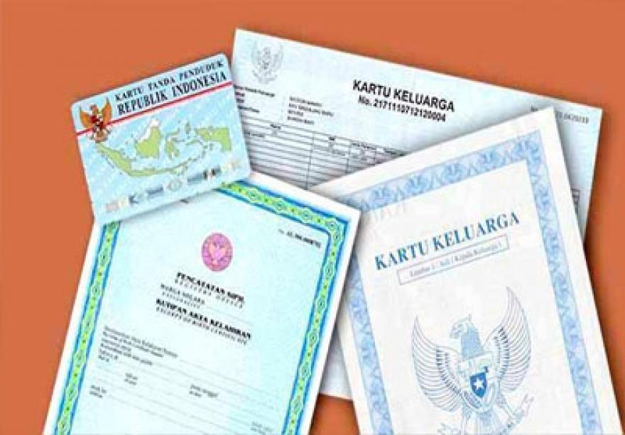 Image : Pelayanan Biodata Penduduk